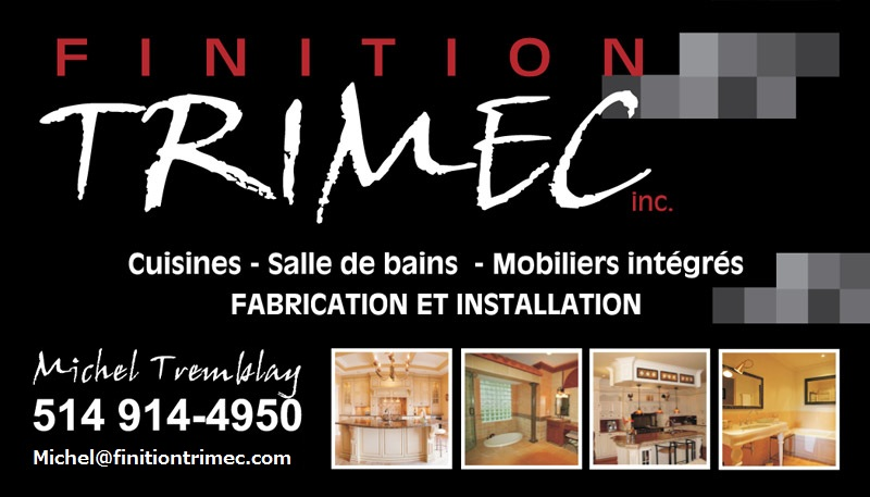 Finition trimec